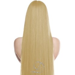 #24 Blond, 30cm, Tape Extensions